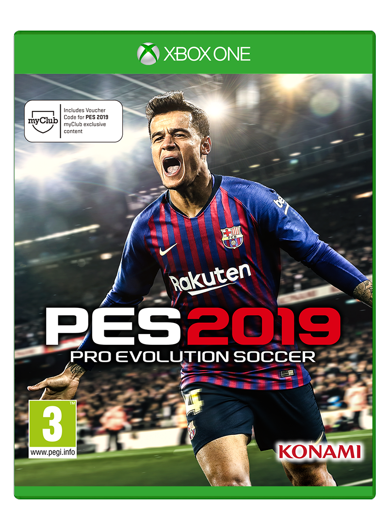 PES 2019 / Pro Evolution Soccer 2019 (Xbox One)